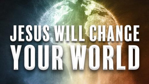 Jesus' Commencement Speech